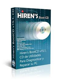 Hiren's BootCD 15.2 FIXED 2014